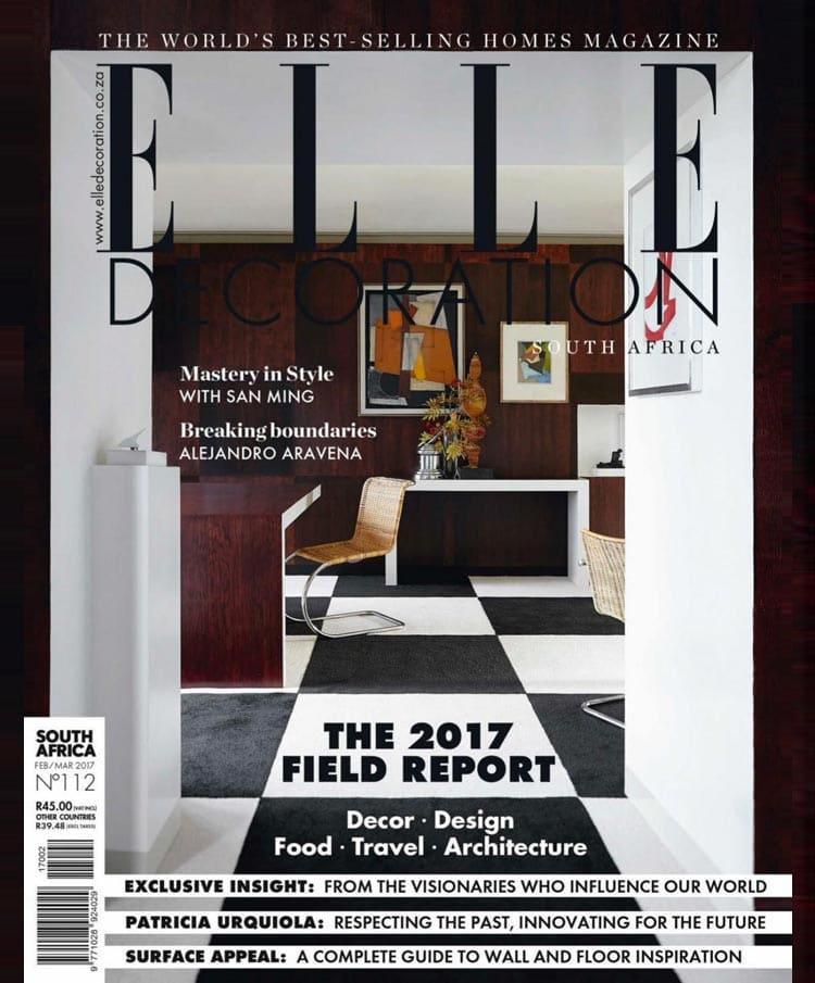 14 Elle Decoration magazine South Africa 1