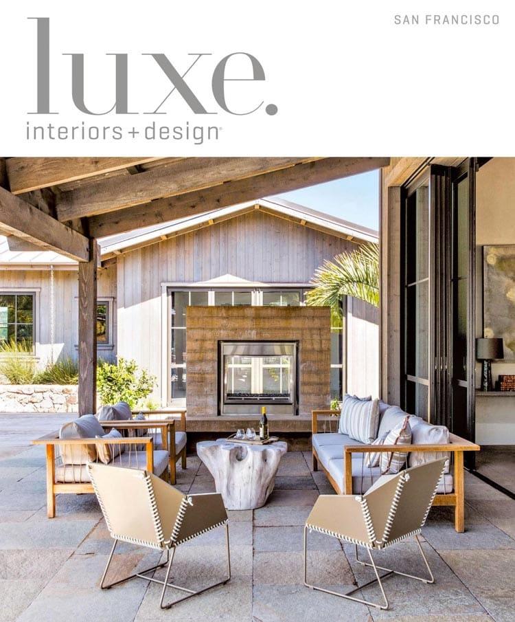 17 luxe interiors design magazine May June 1
