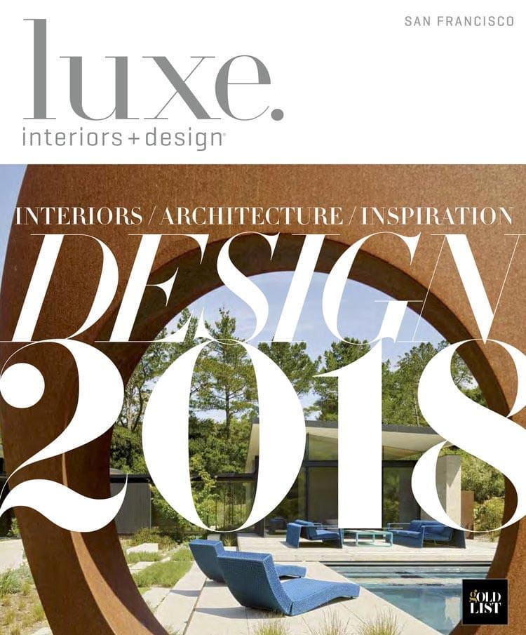 21 luxe interiors design magazine January 2018 1