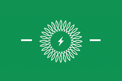 Battery Powered Logo