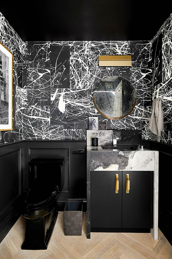 Jeff Schlarb Design Studio Bathroom