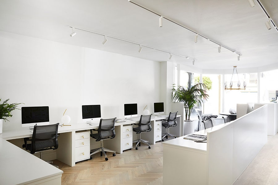 Jeff Schlarb Design Studio Desks