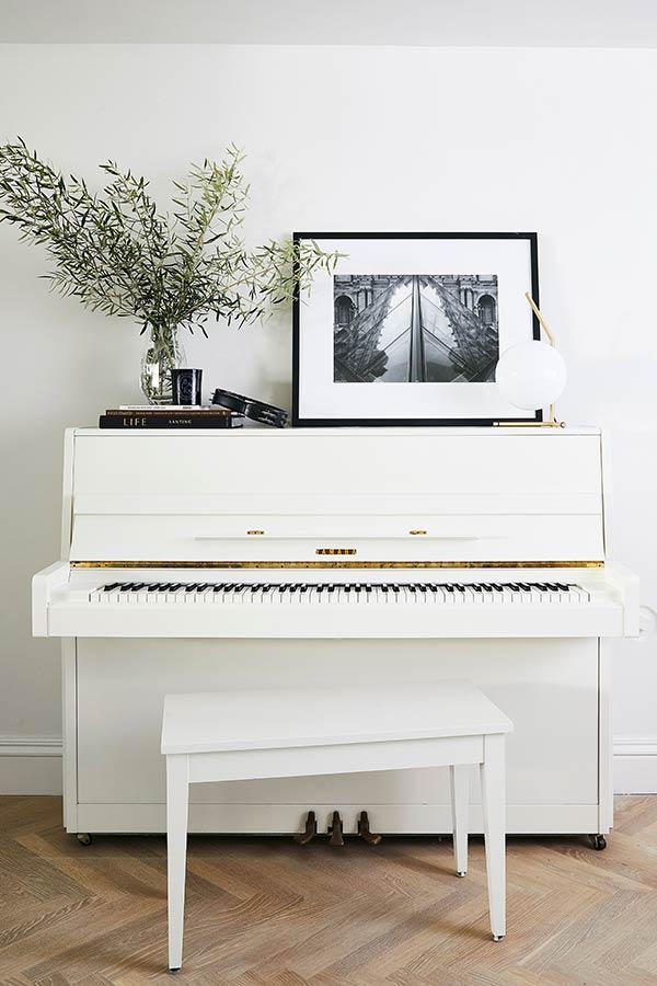 Jeff Schlarb Design Studio Piano