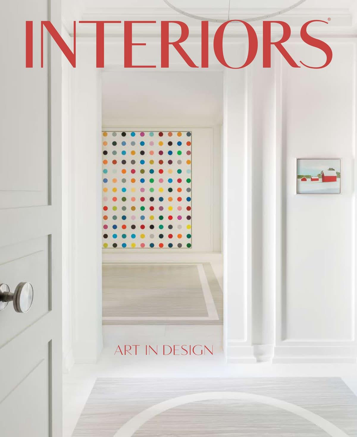 Interiors July August Jeff Schlarb 1