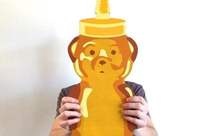 honey guy 410