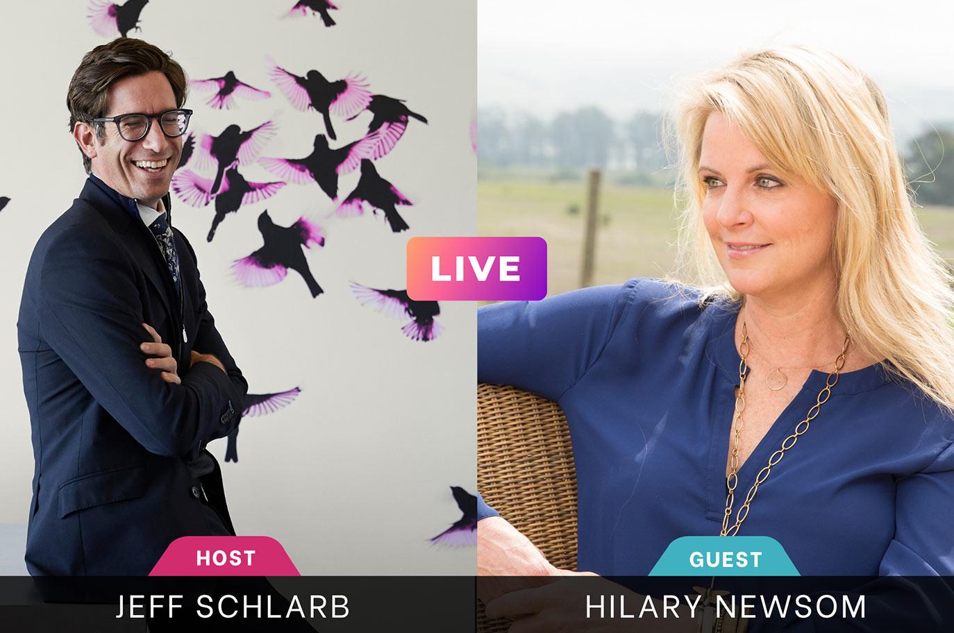 Instagram Live Jeff Schlarb Hilary Newsom