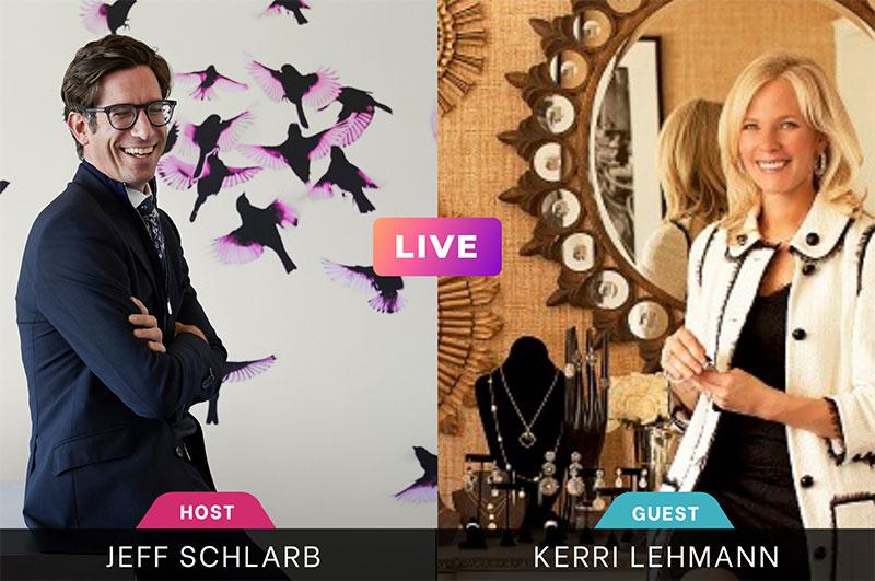 Instagram Live Jeff Schlarb Kerri Lehmann
